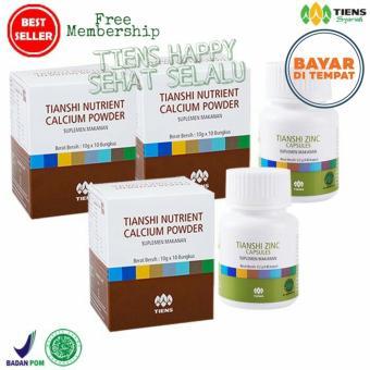 Tiens Peninggi Badan Herbal - Paket Silver by Tiens Happy Sehat Selalu ...