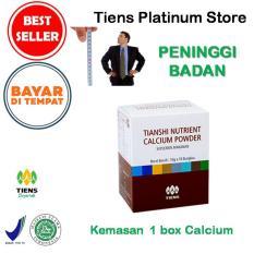 Tiens Peninggi Badan Paket Coba ( 1 Kalsium ) - Gratis Kartu Diskon Tiens Platinum Store