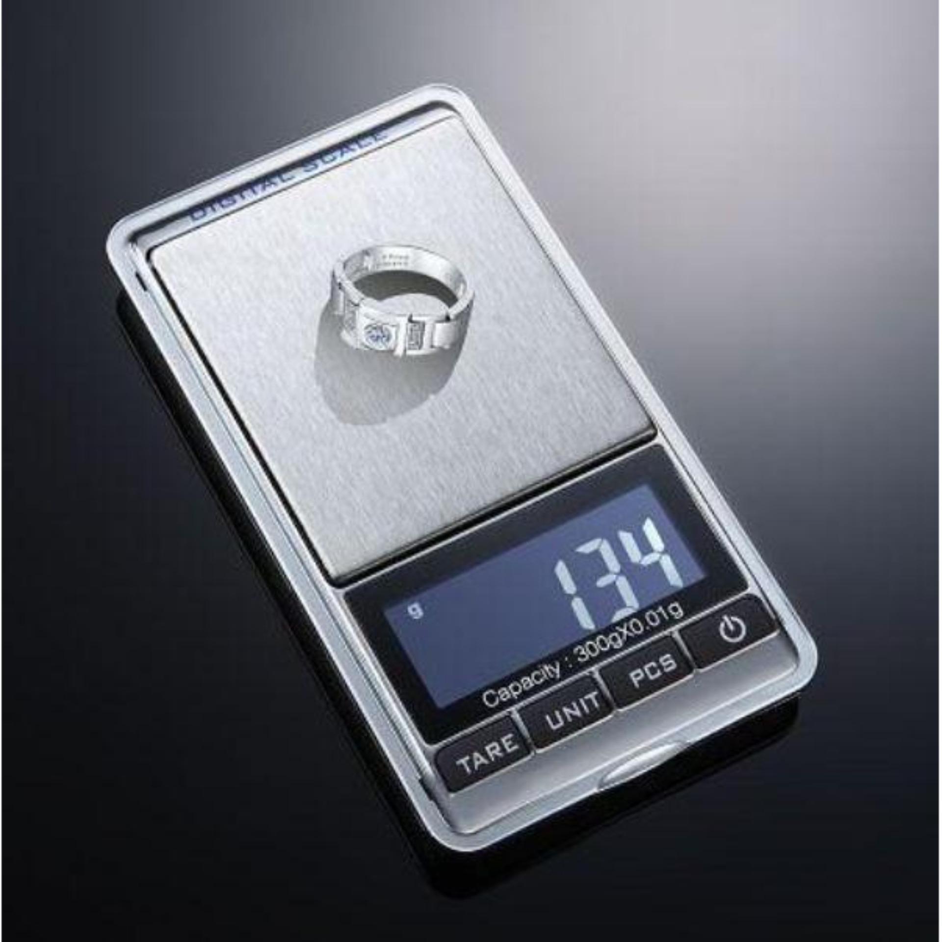 Eshop Checker Timbangan Emas Obat Digital Ps98 Akurasi 001g Max Omron Hn 289 300 Gram Bagus