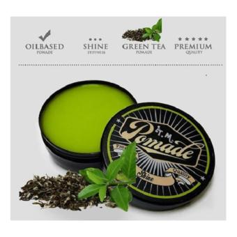 Harga T.M Pomade -Shine- Green Tea Murah