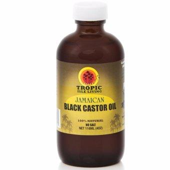 Harga Tropic Isle Jamaican Black Castor Oil (JBCO) – 4 oz / 118 ml Murah