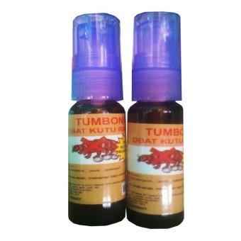 Harga Tumbonan Spray Basmi Kutu 25ml – 2 Botol Murah