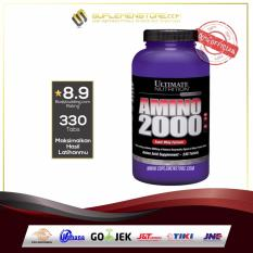 Ultimate Nutrition Amino 2000 - 330 Tabs