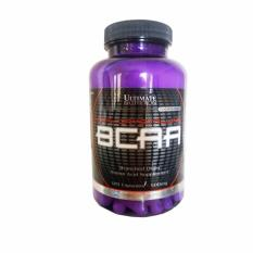 Ultimate Nutrition BCAA Capsules 500 mg - 120 caps