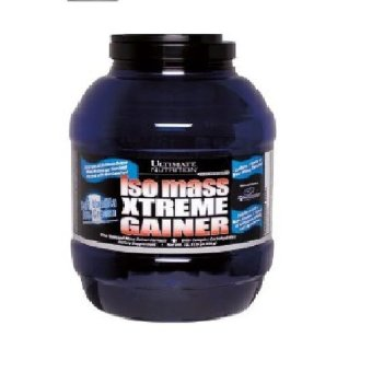Ultimate Nutrition Iso Mass Xtreme Gainer 10 lbs - Chocolate