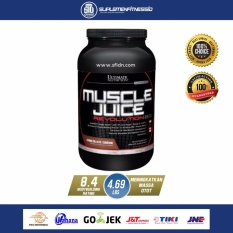 Ultimate Nutrition Muscle Juice Revolution 4.69 lb - Vanila