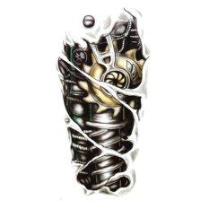 Unique Design Temporary Tatto Of Body Waterproof Arm Skin Tato Sticker