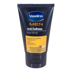 Vaseline Men Face Scrub Anti Dullnes 100g