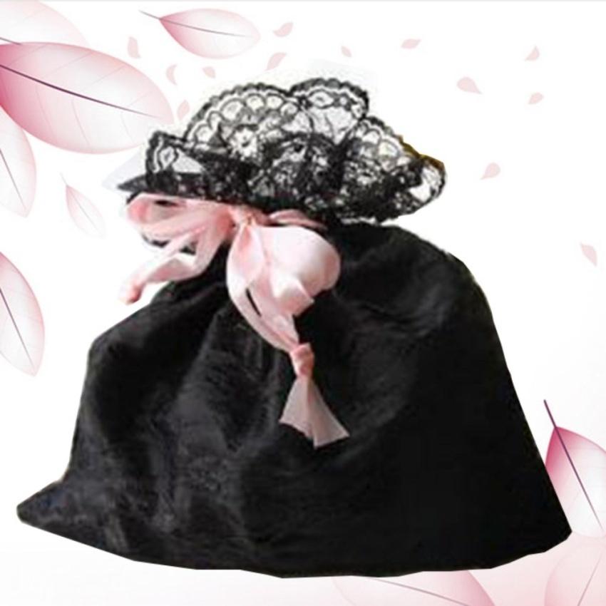 Vinmax Cosmetic Bag Travel Makeup Make Up Storage Jewelry PackagingBag(Black)