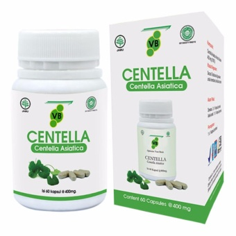 Vitamin Otak VitaBrain - VB Centella | No Brainking Omar Smart Brain OSB