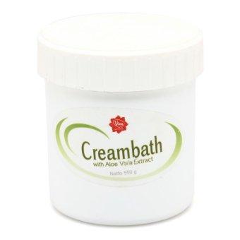 Harga Viva Cosmetics Creambath Aloe Vera Extract – 550g Murah
