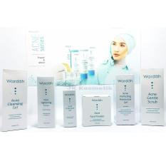 Wardah Acne Series Complete