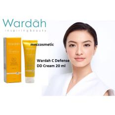 Wardah C Defense DD Cream Light 20 ml