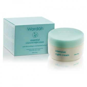 Wardah Essential Intensive Night Cream 30 gr