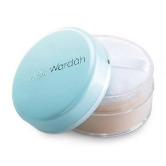 Wardah Everyday Luminous Face Powder 01 Light Beige