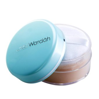 Wardah Everyday Luminous Face Powder 02 Beige - 30g