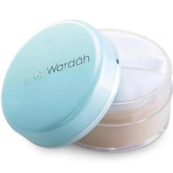 Wardah Everyday Luminous Face Powder # 04 Natural