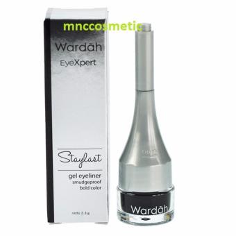 Berapa Harga Wardah Eyexpert Staylast Gel Eyeliner Terbaru