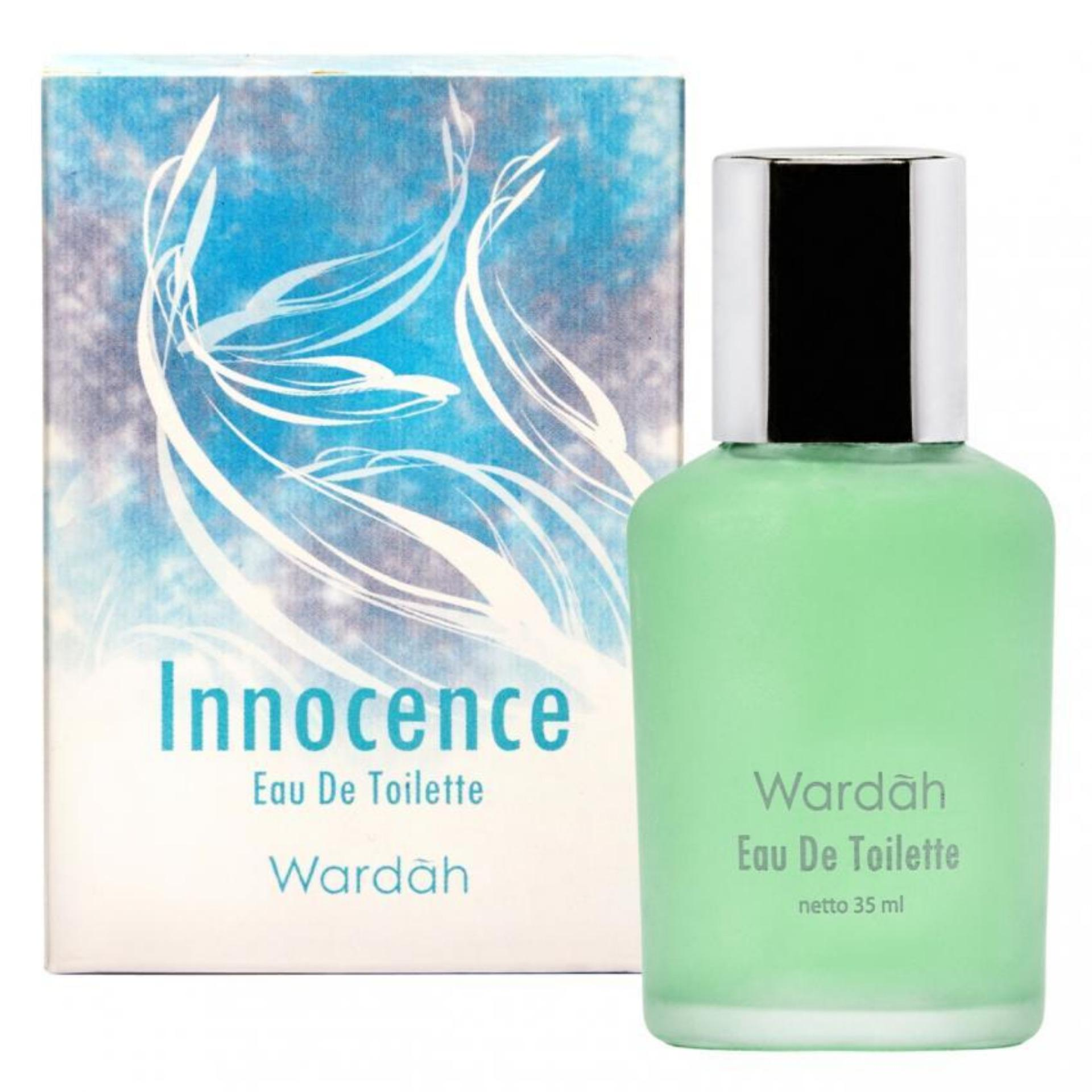 Wardah Innocence EDT Parfum Wanita