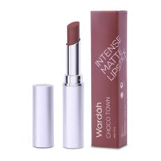 Wardah Intense Matte Lipstick 11 Choco Town 2.3 g