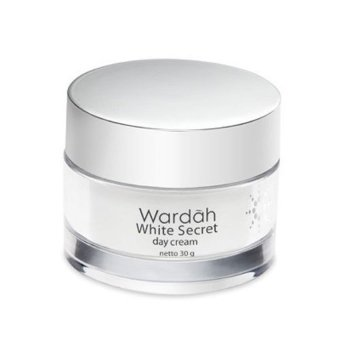 Wardah White Secret Day Cream 30gr | Lazada Indonesia