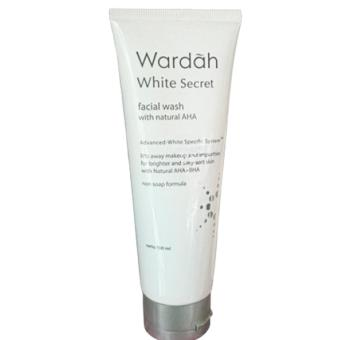 Wardah White Secret Facial Wash [100ml]