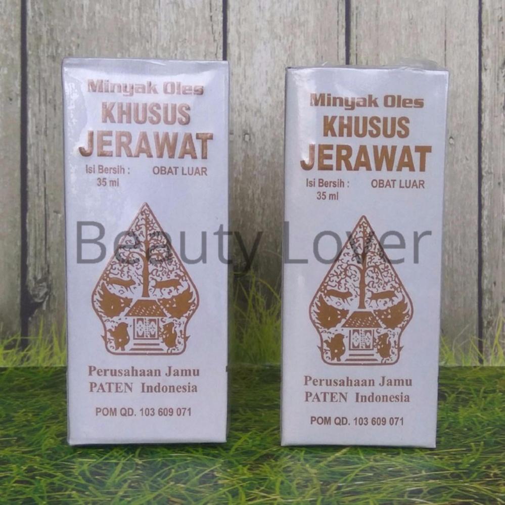 Daftar Harga Wayang Obat Herbal Untuk Mengatasi Jerawat Minyak Oles Khusus Cap Flash Sale 2pcs