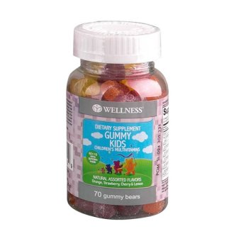 Harga Wellness Gummy Kids - 70 Gummies