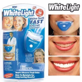 ... Home Lucky Whitelight Fast Pemutih Gigi White Light Tooth Whitening  System As Se 1 Set White b33e138604