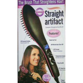 WLW Catok Sisir Rambut Pelurus Hair The BRush That Straightens Hair