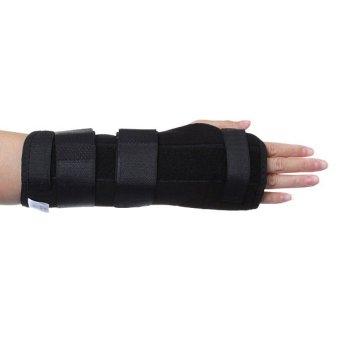 Wrist Brace Support Splint For Carpal Tunnel Arthritis Sports Sprain Strain Pain Left S