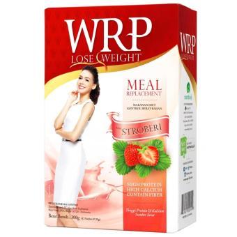 harga WRP Lose Weight 300 gr Susu Diet Lazada.co.id