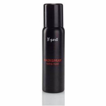 Harga X-Pert Hair Spray / Hairspray Extra Hold 100ml Murah