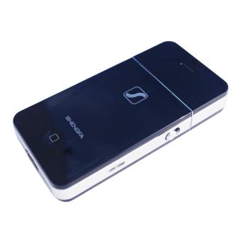 Yangunik - Cukuran Jenggot Bentuk Iphone RSCW2055 - HITAM