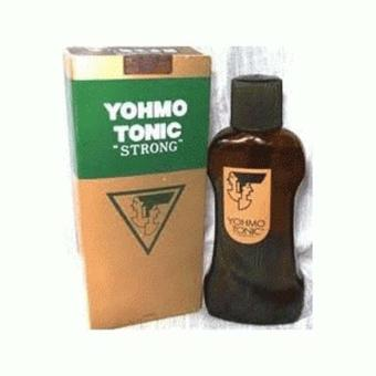 Harga Yohmo Hair Tonic Strong 200ml – Original Japan Murah