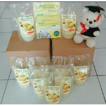 ZIEAqillah Fresh Sari Lemon Asli Penangkal Penyakit Kanker,Mencegah Anemia - 2
