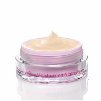 Detail Produk Zoya Cosmetics Natural White Night Cream