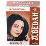 Review Zubedah Henna Inai Pewarna Rambut Coklat 6 Pcs Dan Harga