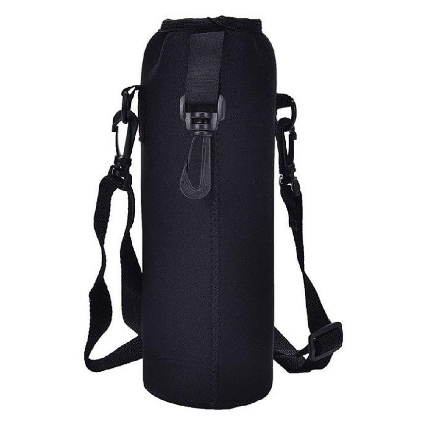 1000ML Water Bottle Carrier Insulated Cover Holder Strap Pouch Durable Outdoor - intl ...