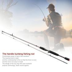 1.8 M Laut Tangkai Pancing Pole Fishing Rod Resin Fiber Lure Rod Travel Rod