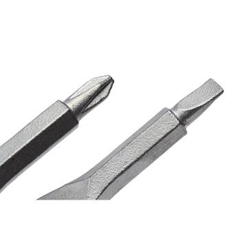 2 Keys Stainless Keychain Pocket Tool EDC Outdoor Multifunction Screwdriver - intl - 3
