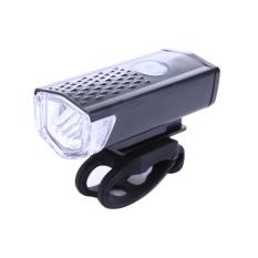 300 Lumen Sepeda CREE Memimpin USB Lampu Depan Sepeda Lampu Isi Ulang