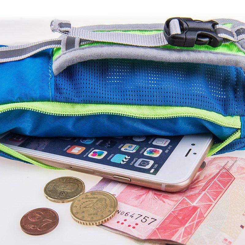 500ML Multifunctional Portable Adjustable Strap Hand Water BottleHolder Bag Black - intl