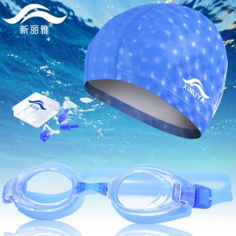 BELI Air panas dengan panjang mode rambut tinggi elastis tidak topi renang topi renang topi renang topi renang TERBAIK