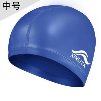 HARGA Air Panas Rambut Telinga Tahan Air Tinggi Elastis Topi Renang Topi Renang Topi Renang TERBAIK