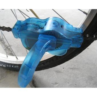 Alat Pembersih Rantai Sepeda Portable Chain Cleaner Bicycle Portabel