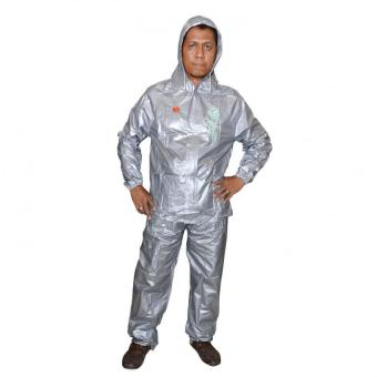 Alvinivan Jas hujan Jaket Celana Master - Silver - 2