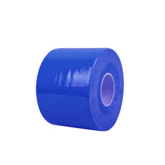 Amart Cotton Elastic Sports Tape Bandage (Blue) - intl