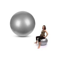 Anabelle Gymball Bola Fitnes Bola Yoga Size 60cm Silver