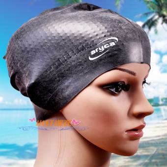 REVIEW Aryca Shishang wanita dengan rambut panjang tahan air topi renang topi renang topi renang topi renang TERPOPULER